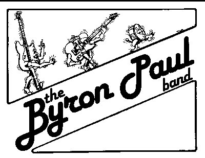 Byron Paul Band Logo